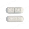 Lioresal with free shipping